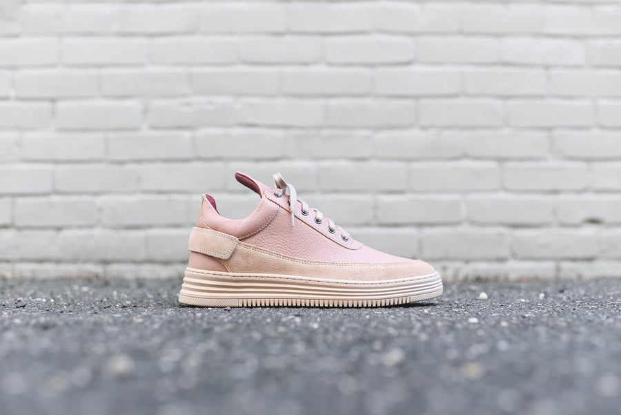Filling Pieces Low Top Maverick - Nude