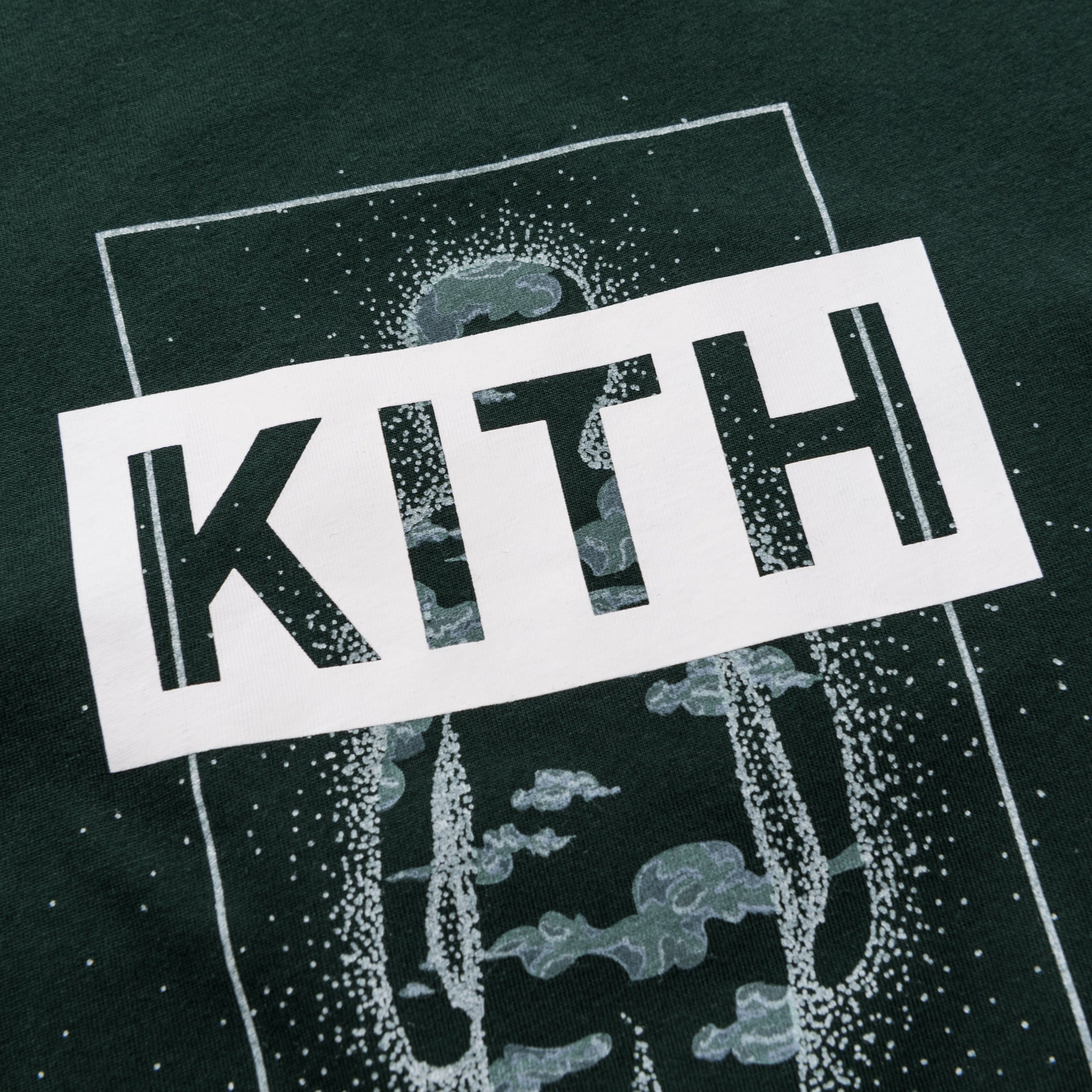 Kith Cosmic Kid Tee - Hunter Green