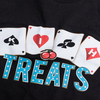 Kith Treats Cards Tee - Black Thumbnail 1
