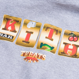 Kith Treats Jackpot Hoodie - Heather Grey Image 3