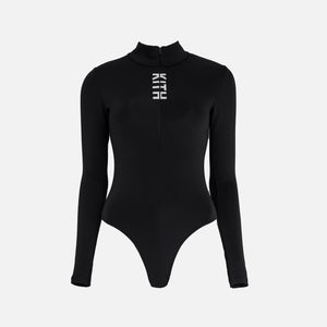 Kith Women Cora Bodysuit - Black