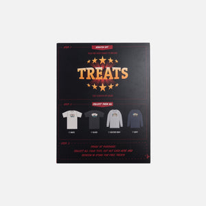 Kith Treats Cards Tee - Black Image 4