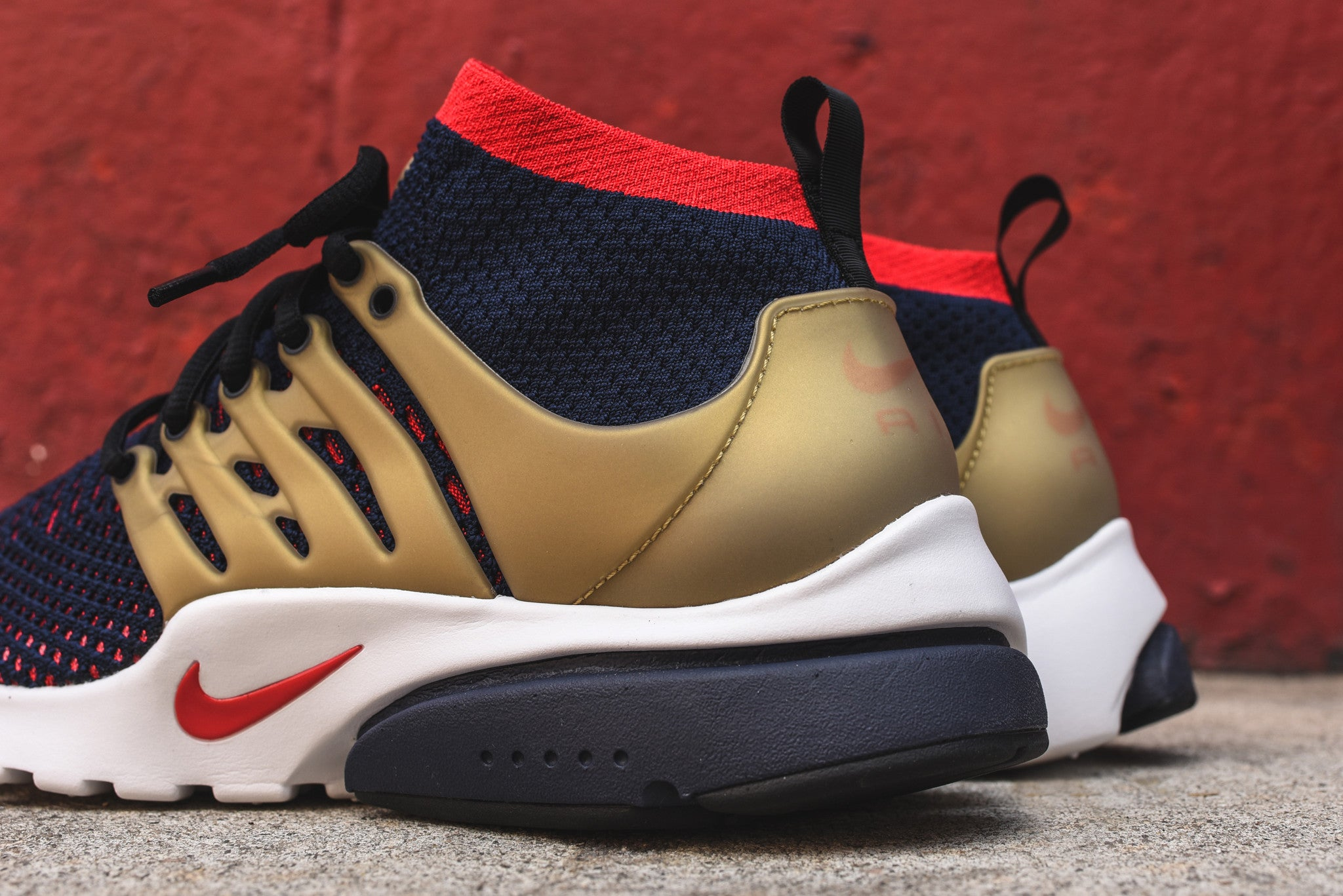 Nike Air Presto Ultra Flyknit - Olympic