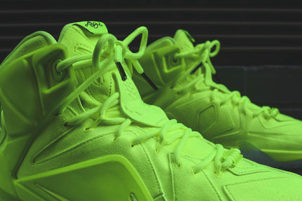 "Nike LeBron XII EXT - ""Tennis Ball"""