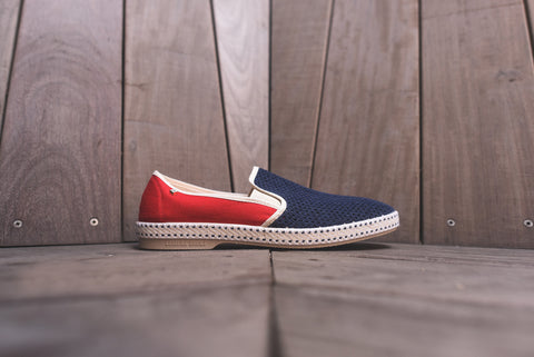 Riviera Tour Du Monde - Red / Navy / White