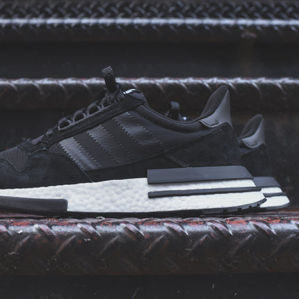 adidas Originals ZX 500 RM - White / Black