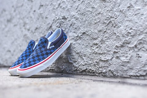 Vans Slip-On 98 Reissue 50th Anniversary - Navy