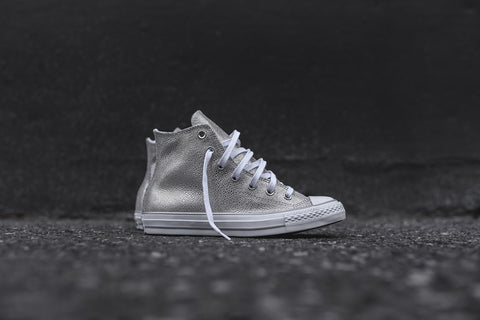 Converse WMNS Chuck Taylor All Star Hi Stingray - Metallic Silver