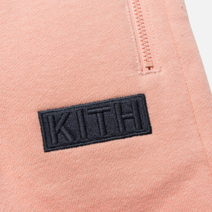 Kith Kids Bleecker Short - Coral