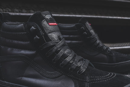 Vans Vault x The North Face Sk8-Hi MTE LX - Triple Black