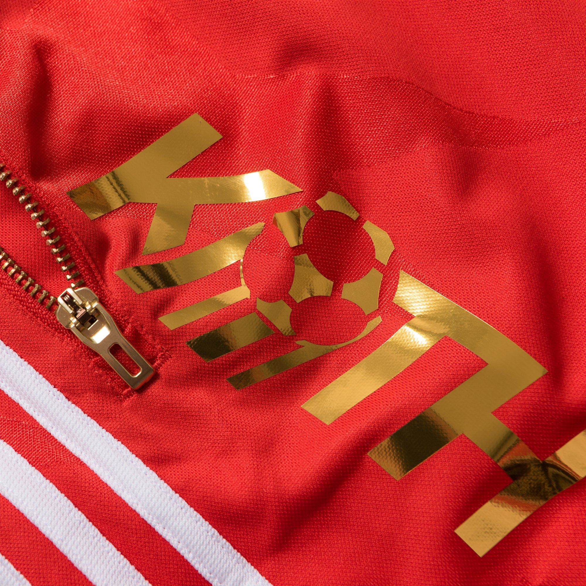 Kith x adidas Soccer Match Short - Cobras Home