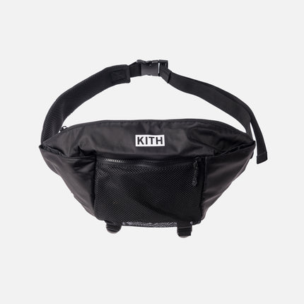 Kith x adidas Soccer Shoulder Bag - Black