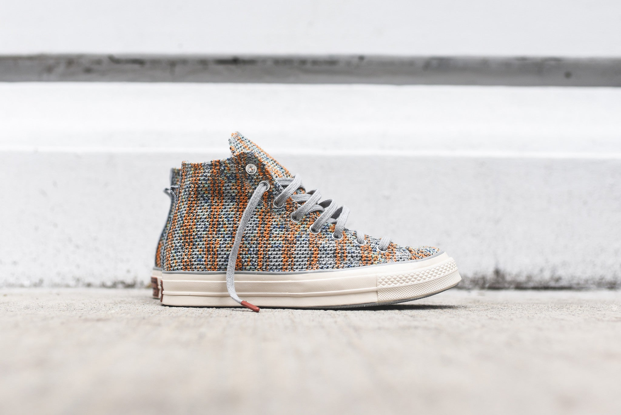 Converse x Missoni Chuck Taylor 1970 - Yellow / Grey