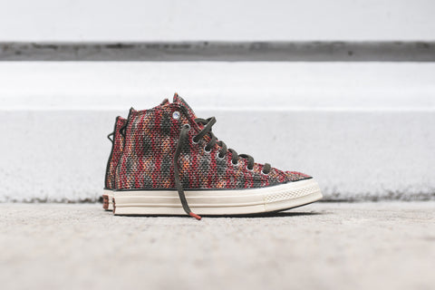 Converse x Missoni Chuck Taylor 1970 - Red / Yellow