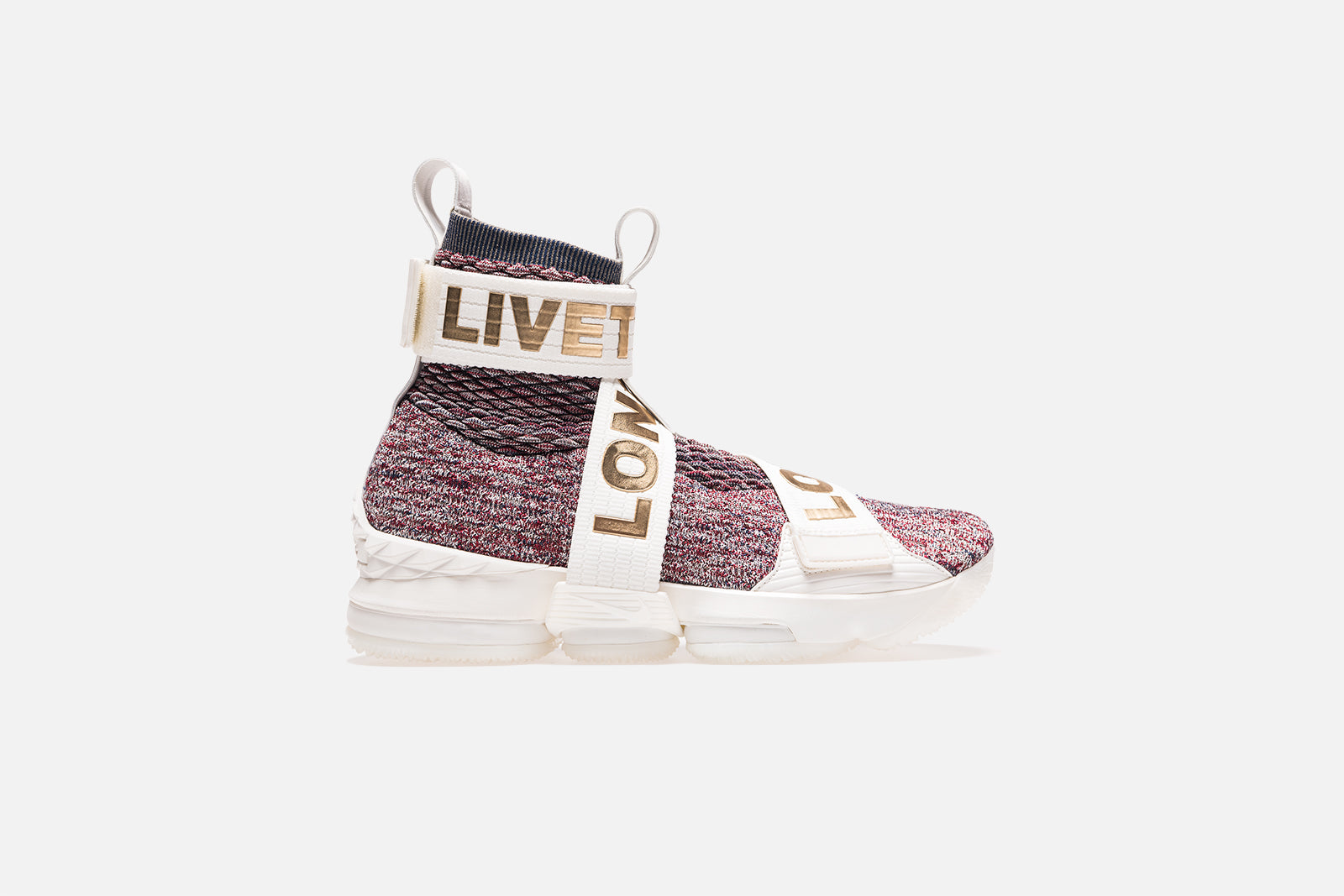Kith x Nike LeBron Lifestyle XV - Stained Glass