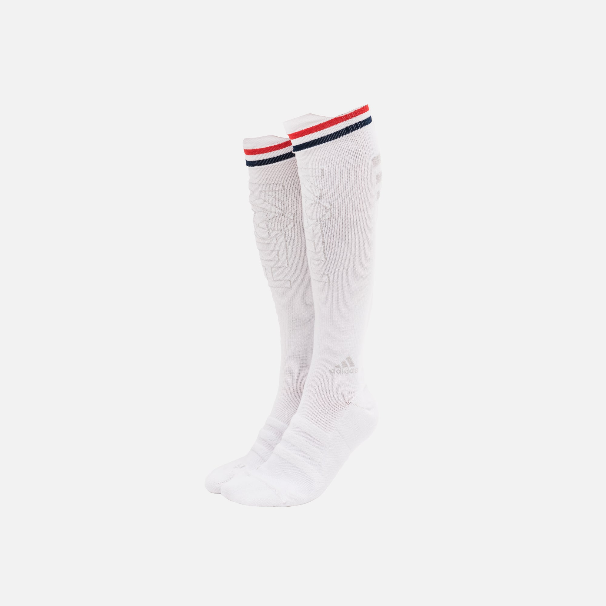 Kith x adidas Soccer Match Sock - White