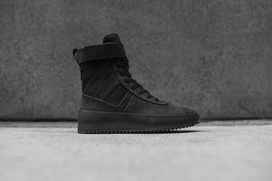 Fear of God Military Sneaker High - Black Image 1