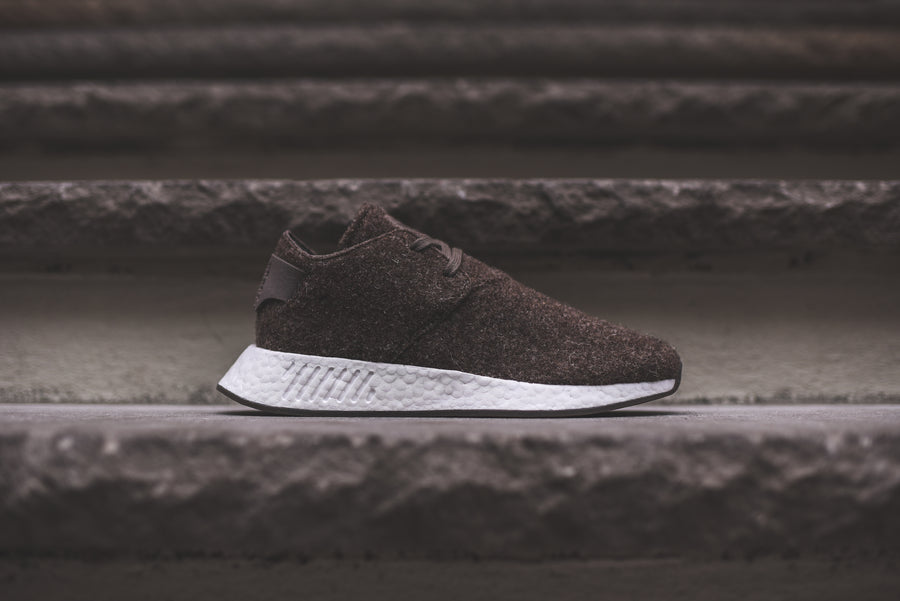 adidas Originals by Wings + Horns NMD_C2 - Simple Brown