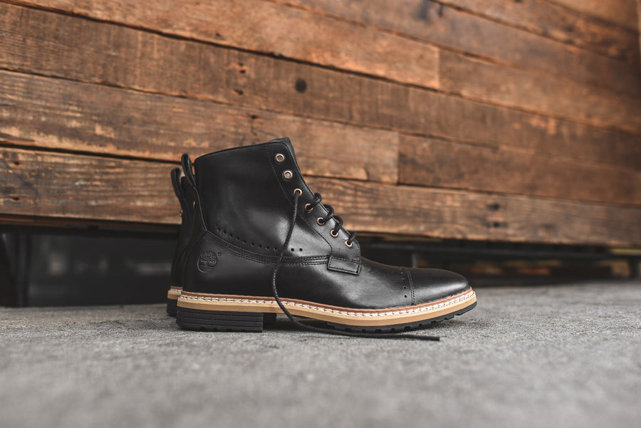 "Timberland West Haven 6"" Boot - Black"