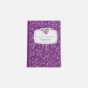 Kith Treats x Cinnamon Toast Crunch Notebook- Purple