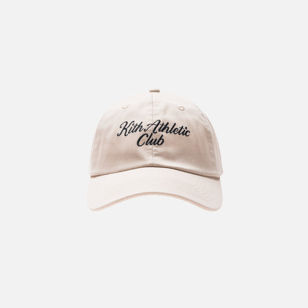 Kith Athletic Club Ralph Cap - Cream