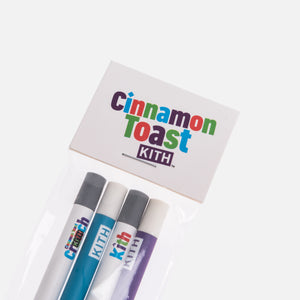 Kith Treats x Cinnamon Toast Crunch Pencil Pack - Multi