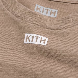 Kith Kids JFK Tee - Timberwolf