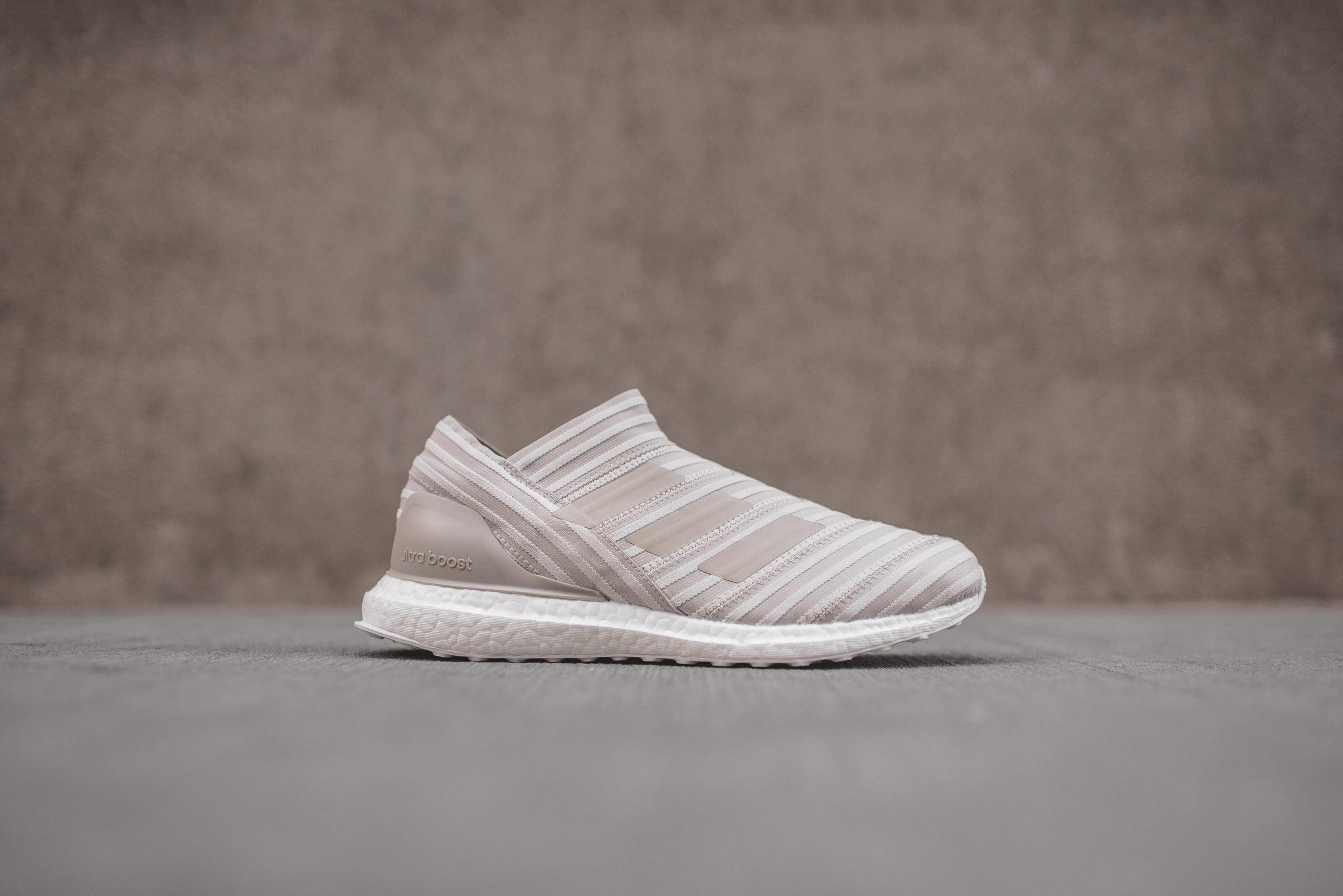 adidas Nemeziz Tango 17+ UltraBoost - Brown  White
