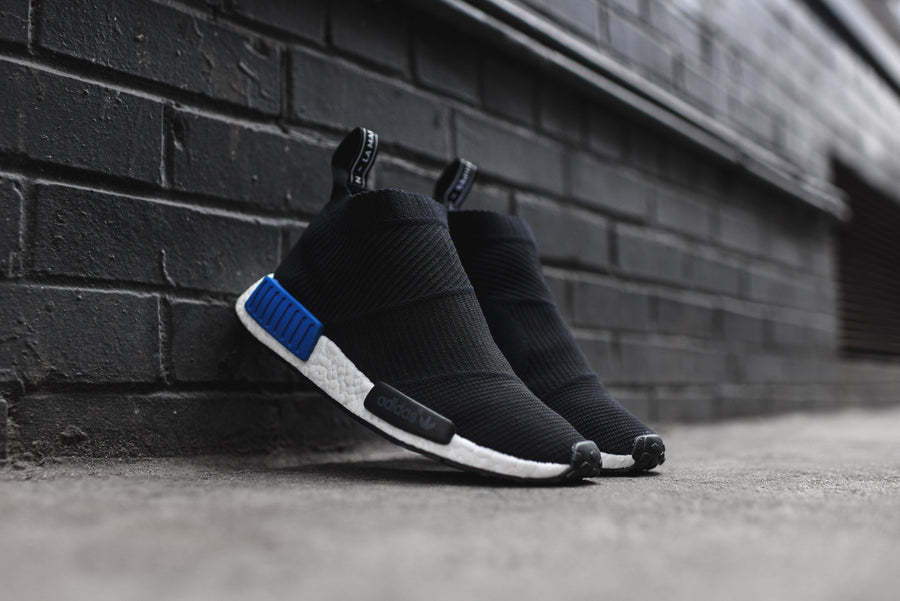 adidas Originals NMD City Sock - Black / Blue