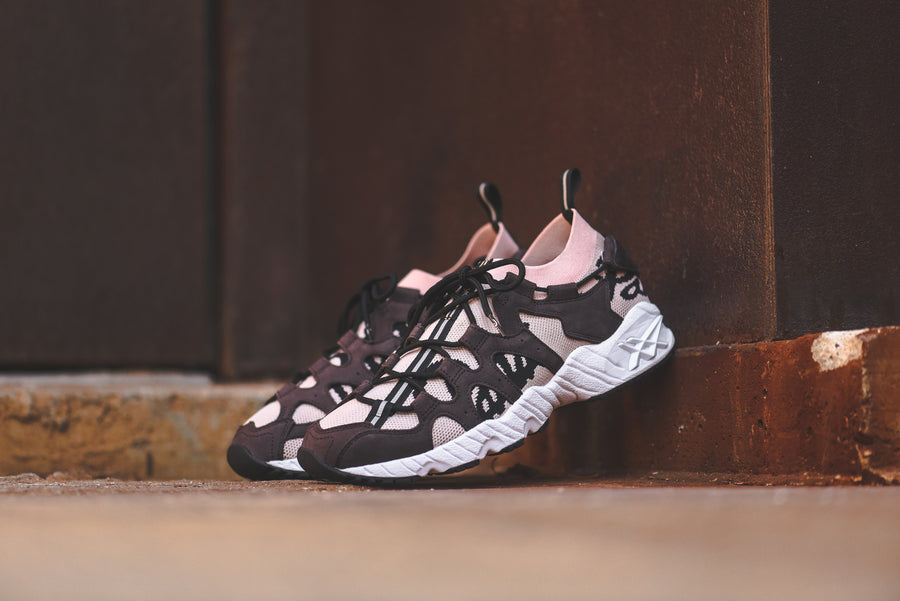 Asics x Patta Gel Mai - Rose / Black / White
