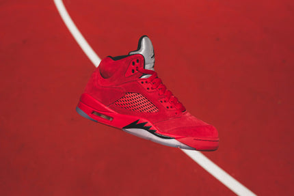 Nike GS Air Jordan 5 - University Red / Black