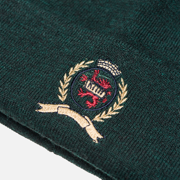 Kith x Tommy Hilfiger Crest Beanie - Forest