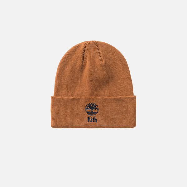 Kith x Timberland Beanie - Duck Brown