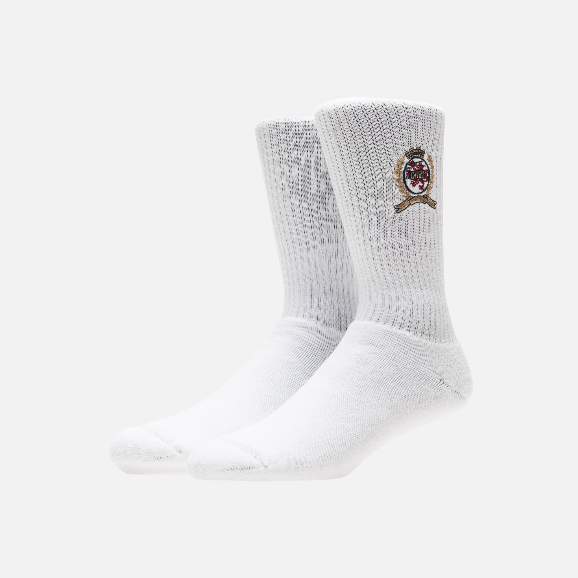 Kith x Tommy Hilfiger Rib Knit Socks - White