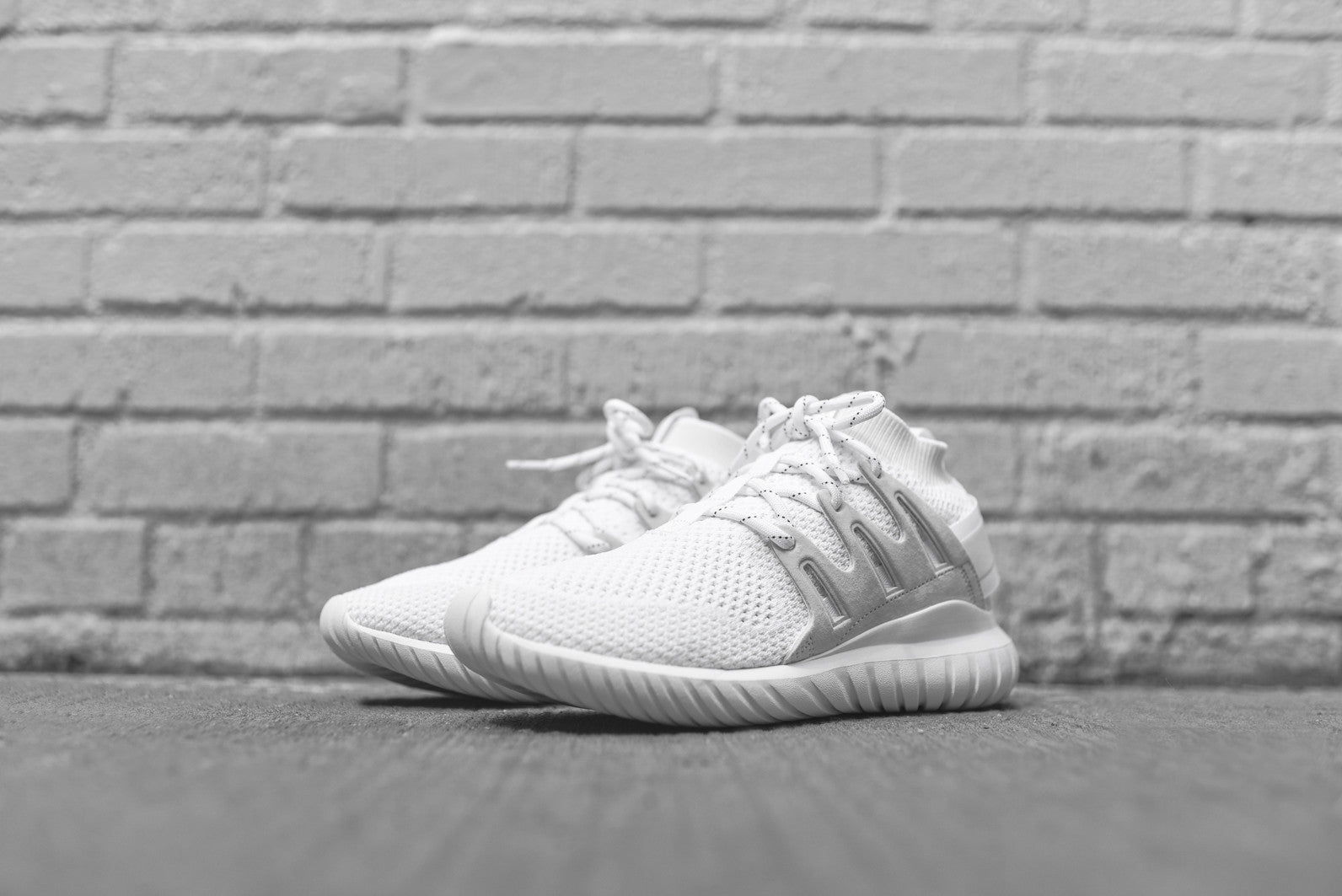 adidas Originals Tubular Nova Primeknit - Triple White