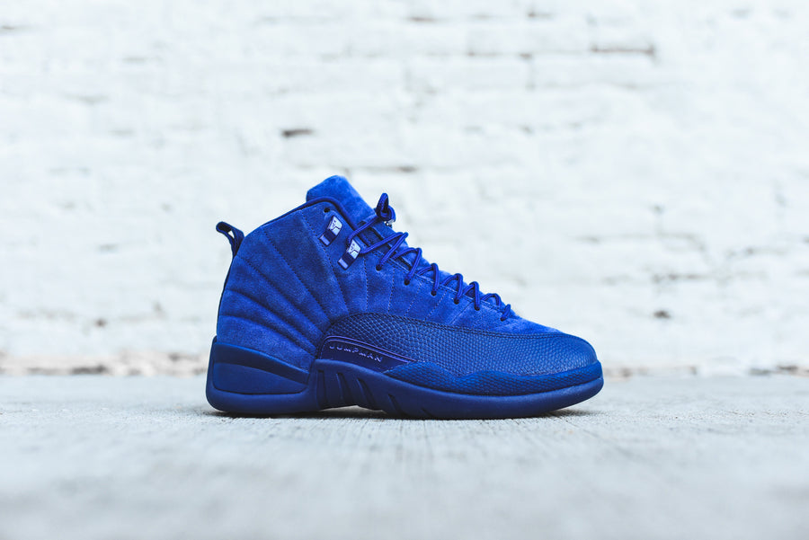 Nike Air Jordan 12 Retro - Royal Blue