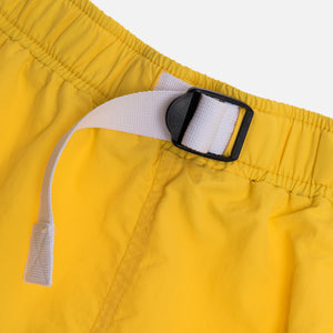 Kith x Tommy Hilfiger Solid Swim Trunk - Yellow