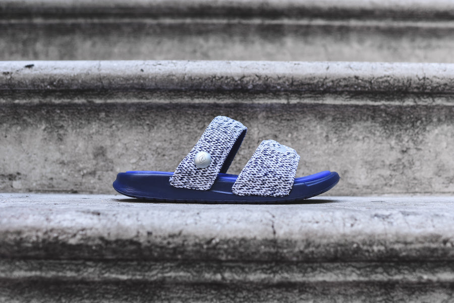 Nikelab x Pigalle Benassi Duo Ultra - Loyal Blue / White