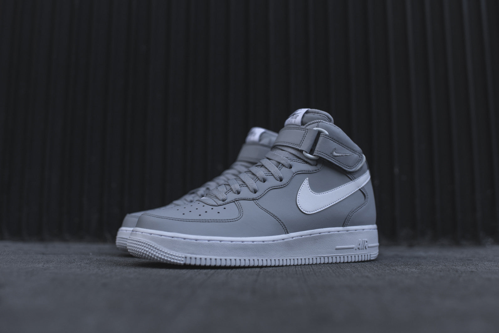 Nike Air Force 1 Wolf Grey