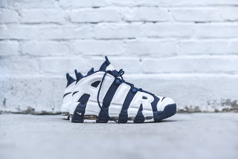 Nike Air More Uptempo - Olympic