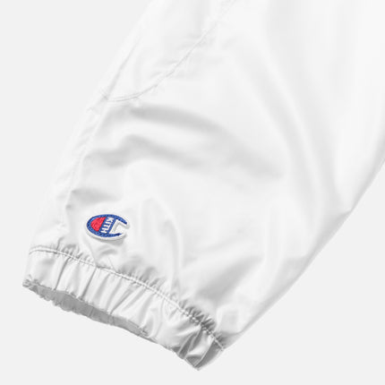 Kith x Champion Quarter-Zip - White