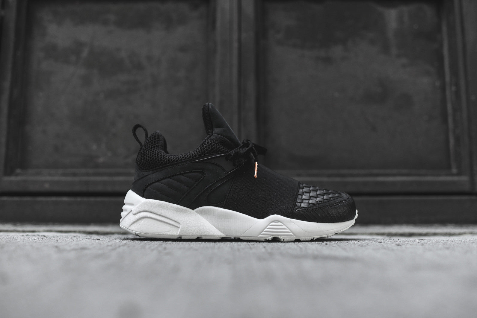Puma x Filling Pieces Blaze Of Glory - Black / White