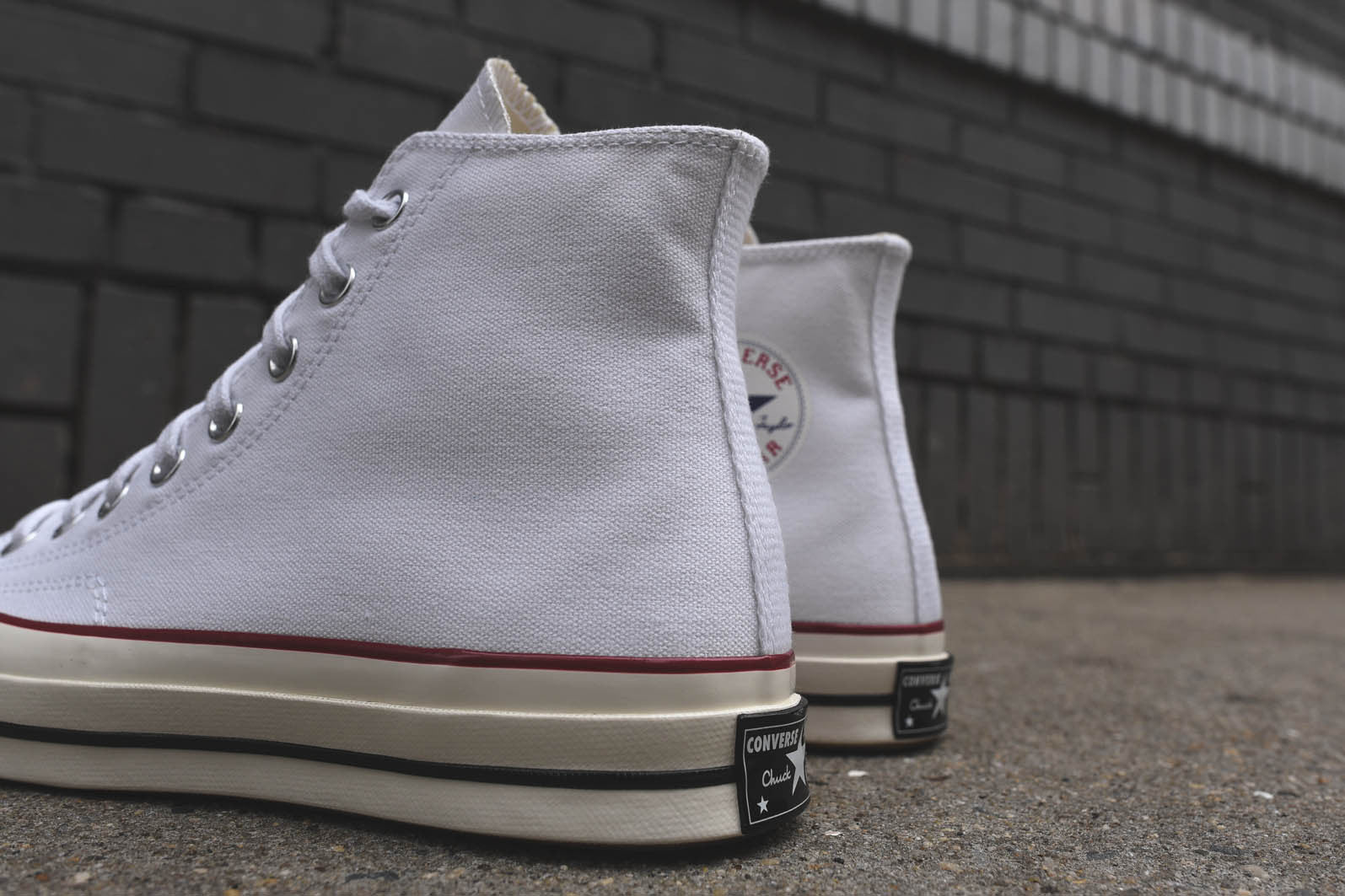 Converse Chuck Taylor All Star 1970 Hi - White