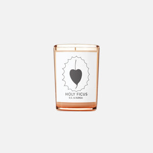 DS & Durga Holy Ficus Candle
