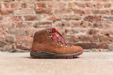 Danner Mountain 600 Boot - Brown / Red