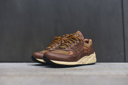 New Balance x Danner 585 - Dark Brown