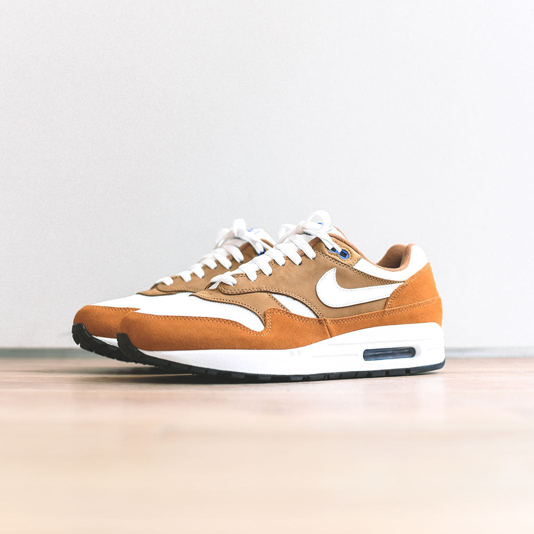 Nike Air Max 1 PRM Retro - Dark Curry / True White