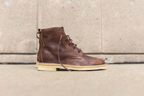 Clarks Desert Mali Boot - Brown