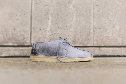 Clarks Desert Trek - Blue / Grey