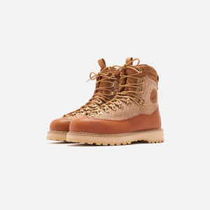 Kith for Diemme Everest Pony Hair Boot - Beige Image 3